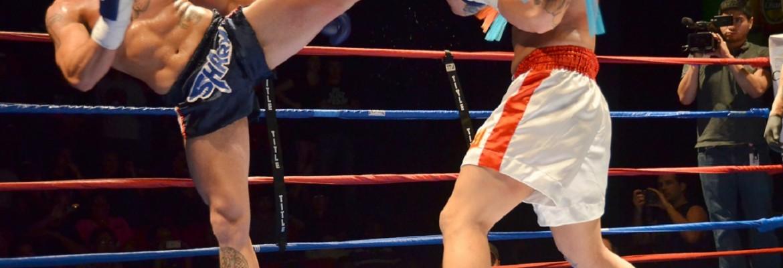 Sport de combat kick boxing